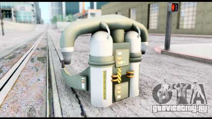 New SA Jetpack для GTA San Andreas