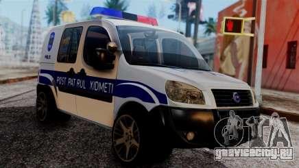 Fiat Doblo PPX для GTA San Andreas