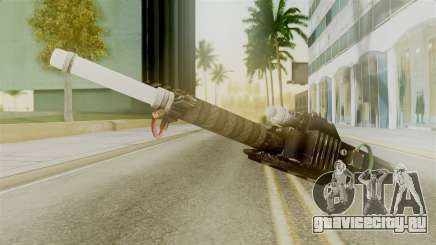 Ghostbuster Proton Gun для GTA San Andreas
