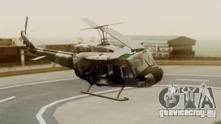 Bell UH-1 Paraguay для GTA San Andreas