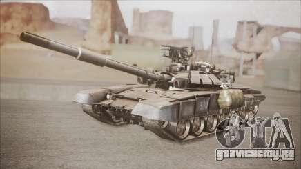 T-90A BF4 для GTA San Andreas