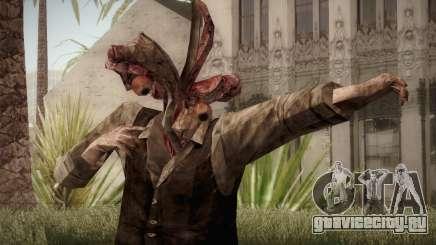 RE4 Don Hose Plagas для GTA San Andreas