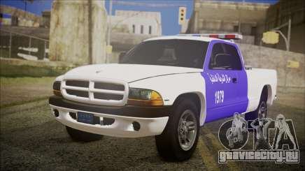 Dodge Dakota Iraqi Police для GTA San Andreas