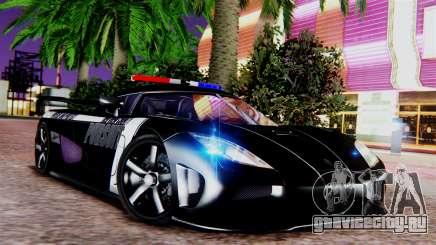 NFS Rivals Koenigsegg Agera R v2.0 для GTA San Andreas