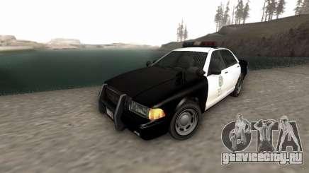 GTA 5 Stanier Police для GTA San Andreas