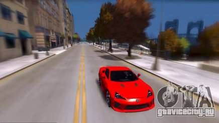 Lexus LF-A 2010 [EPM] для GTA 4