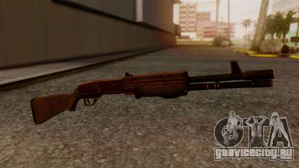 BlueSteel Shotgun для GTA San Andreas
