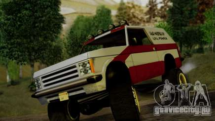 New Sandking для GTA San Andreas