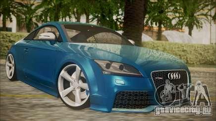 Audi TT RS 2011 v3 для GTA San Andreas