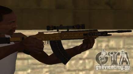 Marksman Rifle для GTA San Andreas