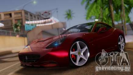 Ferrari California v2.0 для GTA San Andreas