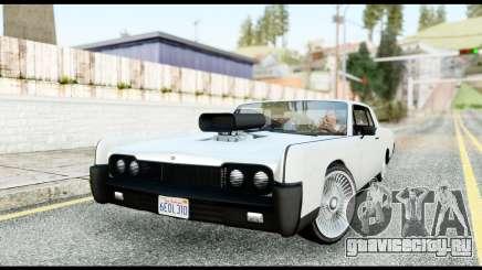 GTA 5 Vapid Chino Tuning v2 для GTA San Andreas