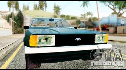 Ford Taunus 2.3 для GTA San Andreas