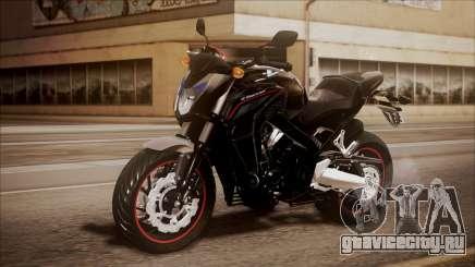 Honda CB650F Pretona для GTA San Andreas