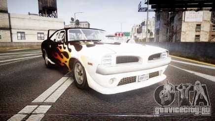 Patriot Vegas G20 Firebomb для GTA 4
