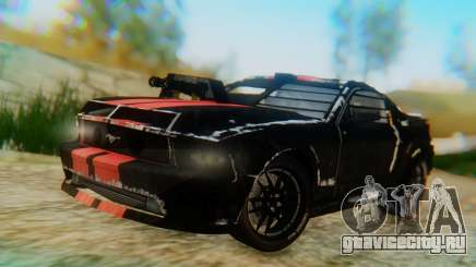 Shelby GT500 Death Race для GTA San Andreas