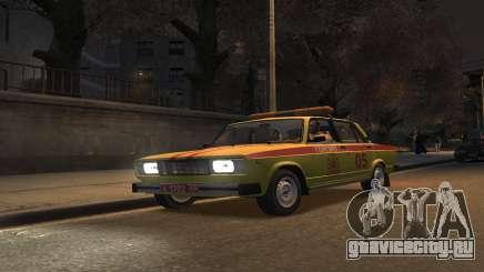 ВАЗ 2105 Горсвет для GTA 4