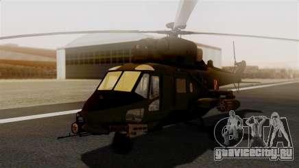 PZL W-3PL Głuszec для GTA San Andreas