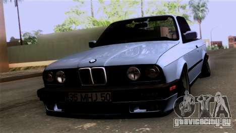 BMW M3 E30 Cabrio для GTA San Andreas