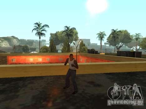 Анимации из GTA Vice City для GTA San Andreas четвёртый скриншот