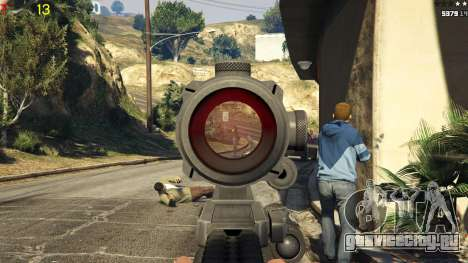 Войны банд 0.2 для GTA 5