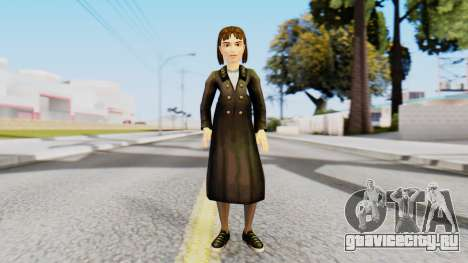 Lara Croft Child для GTA San Andreas второй скриншот