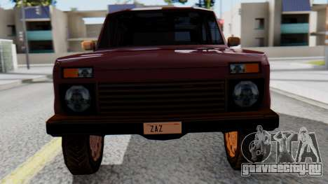 ВАЗ 2121 Нива SA Style для GTA San Andreas вид справа