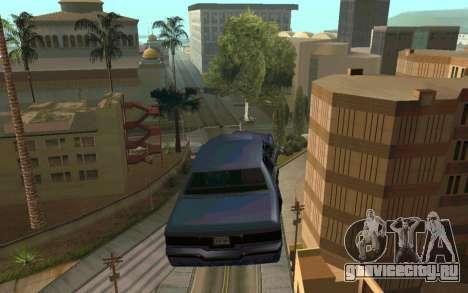 Veh Jump для GTA San Andreas