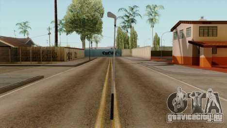 Original HD Golf Club для GTA San Andreas второй скриншот