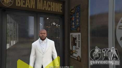 Кофейни в GTAV для GTA 5 четвертый скриншот