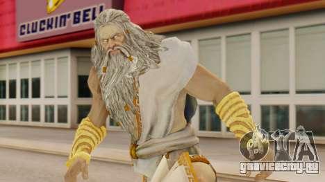 Zeus v1 God Of War 3 для GTA San Andreas