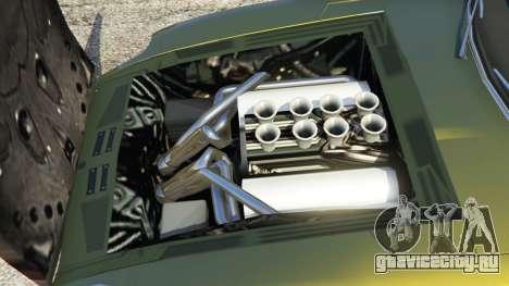 Datsun 240Z для GTA 5 вид справа