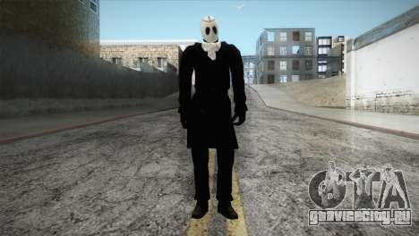 Franklyn Movie Skin для GTA San Andreas второй скриншот