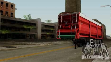 Krampe SB3060 для GTA San Andreas вид справа
