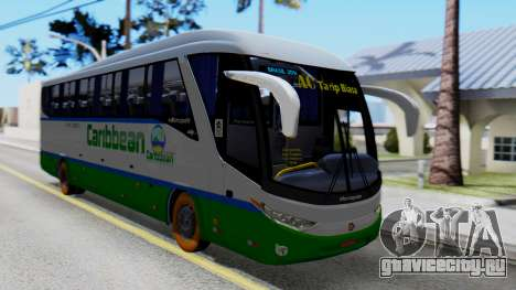 Marcopolo Bus Caribbean Travel для GTA San Andreas
