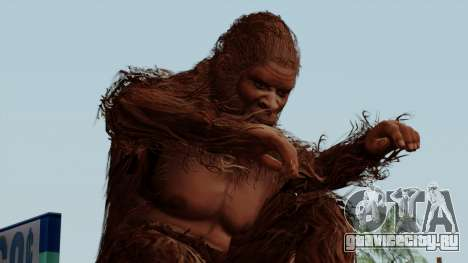 GTA 5 Bigfoot для GTA San Andreas