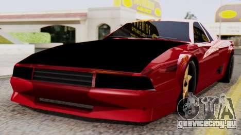 Cheetah Al_Piso для GTA San Andreas