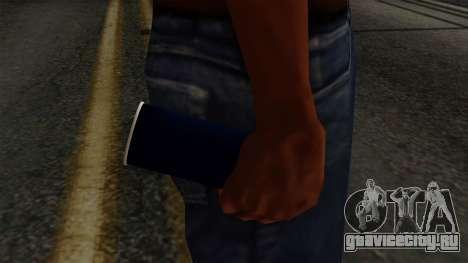Original HD Spraycan для GTA San Andreas третий скриншот
