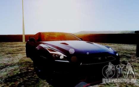 ENB Series HQ Graphics v2 для GTA San Andreas пятый скриншот
