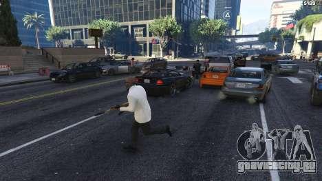 Strapped Peds для GTA 5 второй скриншот