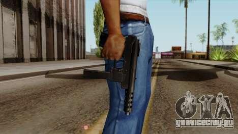 Original HD Tec9 для GTA San Andreas третий скриншот