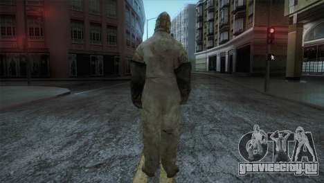 Order Soldier from Silent Hill для GTA San Andreas третий скриншот