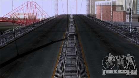 Roads Full Version LS-LV-SF для GTA San Andreas третий скриншот