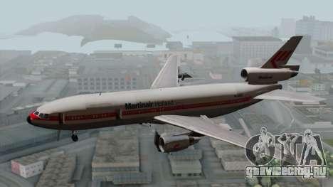 DC-10-30 Martinair для GTA San Andreas
