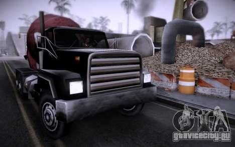 Стройка на Grove Street v0.1 Beta для GTA San Andreas двенадцатый скриншот