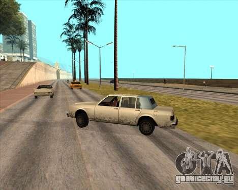 Drift для GTA San Andreas