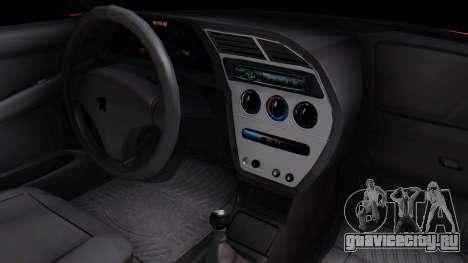 Peugeot 306 GTI для GTA San Andreas вид справа