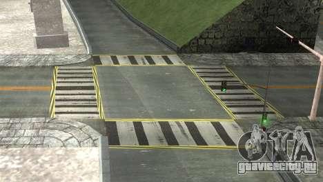 Roads Full Version LS-LV-SF для GTA San Andreas пятый скриншот