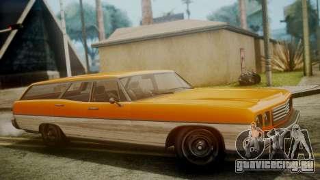 GTA 5 Dundreary Regina для GTA San Andreas