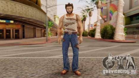 Wolverine v1 для GTA San Andreas второй скриншот